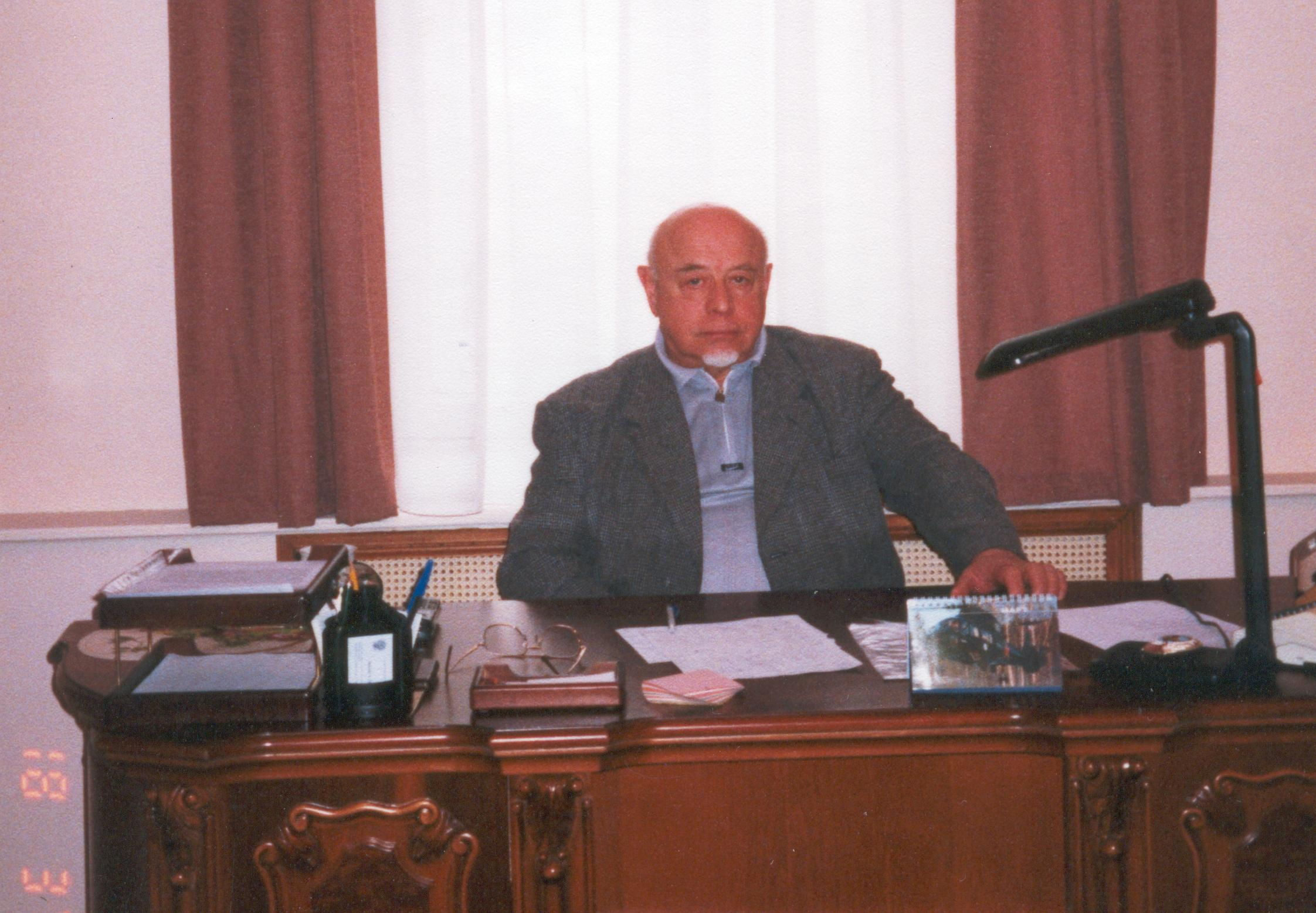 Prof. A.A.Denisov's photo
